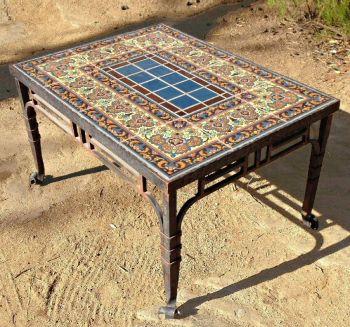 Persian Rug Table