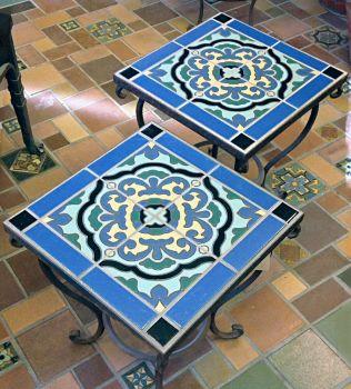 Warner Deco Tables