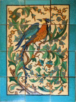 """Belle Jardin Panel 24x32"""" satin"""