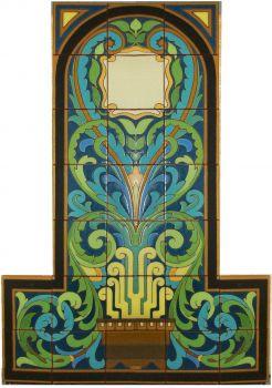 """DR Feliz Panel 30x42"""" tile"""