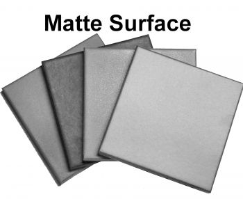 Matte Surface Examples