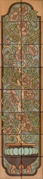 """Rosa Vieja Blue Panel  12x48"""" tile"""