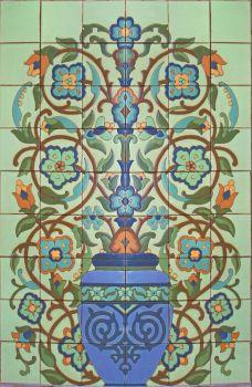 """p Tree of Life MCK Panel 36x54"""""""